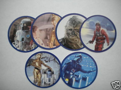 Star Wars York Peanut butter card set(only in Canada) 1981