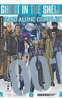 GHOST IN THE SHELL: Stand Alone Complex * Band 1 * Manga * neu + portofrei