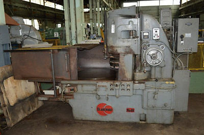 """36"""" Blanchard Vertical-Spindle""""18-36"""" Rotary Surface Grinder - #27989"""
