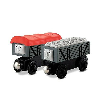 Thomas & Friends - Wooden Railway - Giggling Troublesome Trucks 2-Pack - English