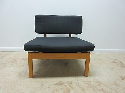 Mid Century Style Italian Floating Lounge Club Living Room Chair