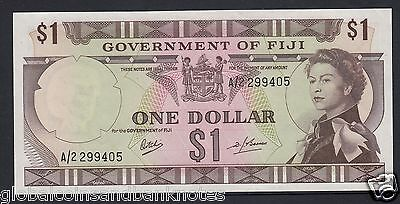Fiji 1969 $1 Banknote Uncirculated