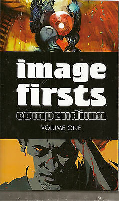Image Firsts  Compedium Vol. 1 graphic novel 2015   NEW