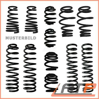 2x SUSPENSION SPRING REAR BMW 3 SERIES E36+ COUPE 316- 328 YEAR 1990- 1999