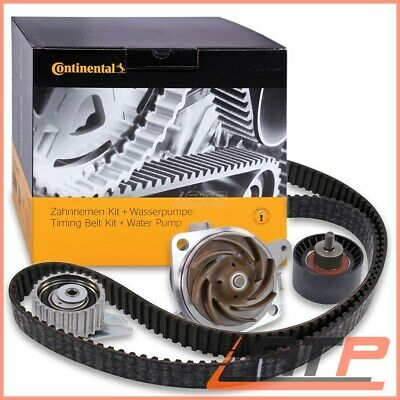 Contitech Timing Cam Belt Kit + Water Pump Alfa Romeo 147 156 1.6