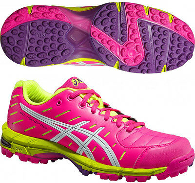 Asics Gel Neo 3 Ladies Hockey Shoes - Pink