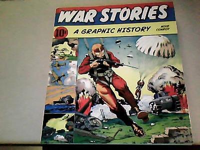 Mike Conroy - WAR STORIES : A Graphic History  NEW Stocking filler!