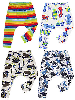 Baby Boys/Girls Harem Leggings 0-24 Months Spring/Summer Printed