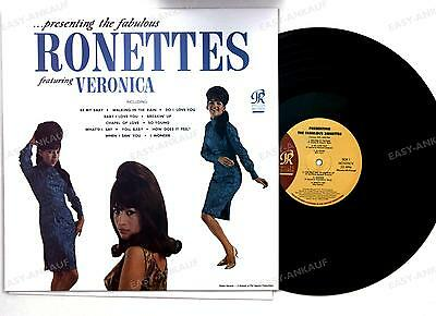 The Ronettes Featuring Veronica Presenting.. LP 2013 Reissue Phil Spector //1