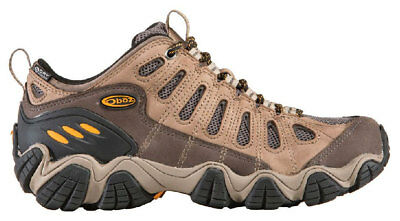 Oboz Mens Sawtooth Low BDry Hiking Shoes