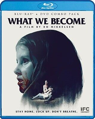 WHAT WE BECOME New Sealed Blu-ray + DVD