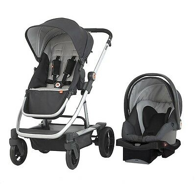 gb Evoq Travel System Stroller - Sterling