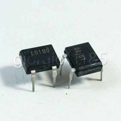 US Stock 10pcs DB107 DB-107 1A 700V Bridge Rectifier New