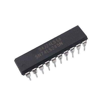 US Stock 10pcs SN74LS245N 74LS245 Octal Bus Transceivers DIP IC New