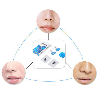 Nose Nasal Filters Allergy Air Pollution Mask Nose Mask + Filters Set EB