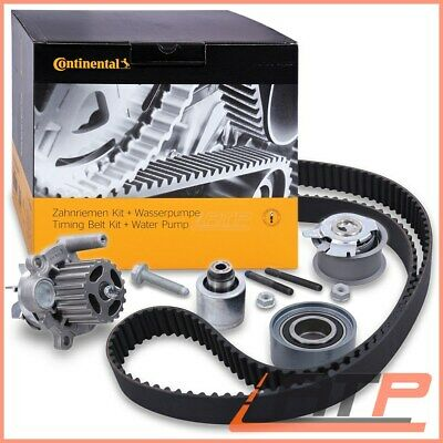 Contitech Timing Cam Belt Kit + Water Pump Audi A6 4F C6 04-11 2.0
