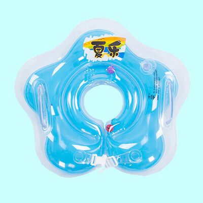 Collar Kids Ring Baby Infant Neck Float Aerated Swimming Lifebuoy Tube Safety