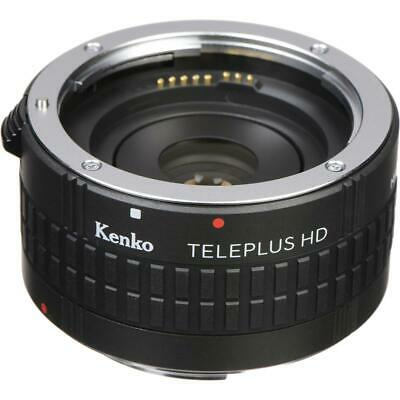 Kenko 2.0x Teleplus HD DGX Tele Converter for Canon EOS EF-S and EF lenses
