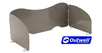 OUTWELL KITCHEN TABLE WINDSHIELD to shelter camping gas stove from the wind