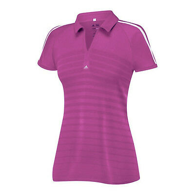 Adidas  Puremotion Sleeveless Ladies Golf Polo Shirt