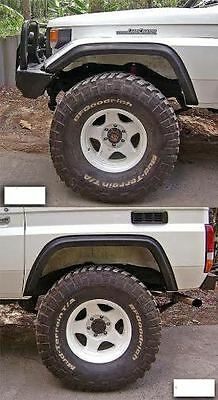 "Toyota Land Cruiser 71/74 3"" Wheel Arch Flares/fender/Guards"
