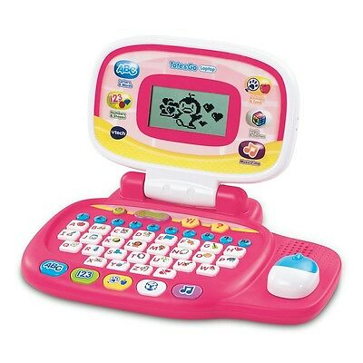 Vtech - Tote & Go Laptop Pink - English Edition