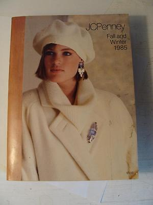 Vtg 1985 JC Penney Catalog Fall Winter Home Fashions 1471 pages