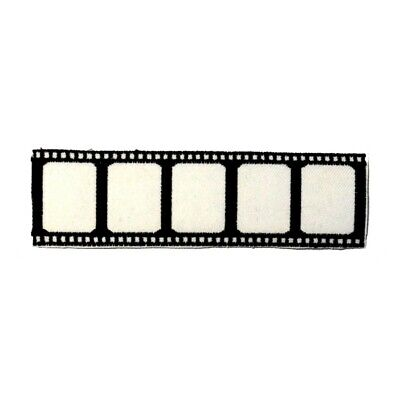 Theatre Film Strip Craft Shape Photo Movie 2mm MDF Wood Film Reel