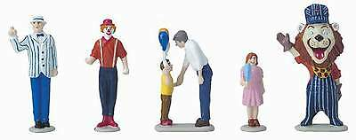 Lionel Carnival People Pack 6-24124 Lionelville O Gauge Figures
