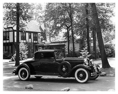 1931 Lincoln Coupe ORIGINAL Factory Photo oub5305