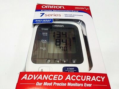 Omron 7 Series Upper Arm Blood Pressure Monitor with Cuff (Missing Charger)