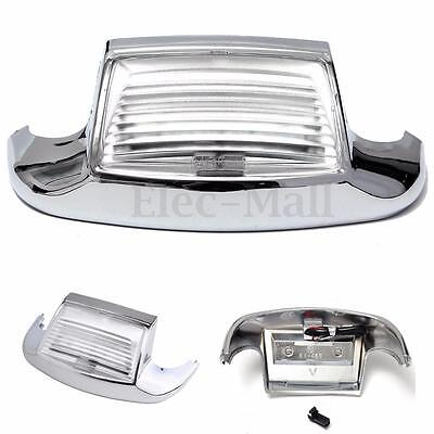 Front Fender Tip Light For Harley Ultra Classic Electra Glide Heritage Softail