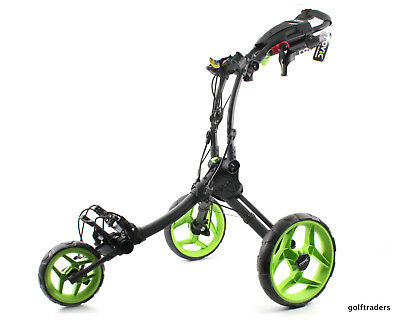 Clicgear Rovic Rv1C Buggy - Charcoal  / Lime - New -  #d5012