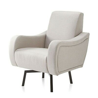Delta 'Lux' Swivel Nursery Chair- Grey