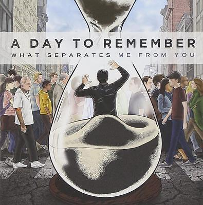 A Day To Remember - What Seperates Me From You Vinyl-Picture #102198