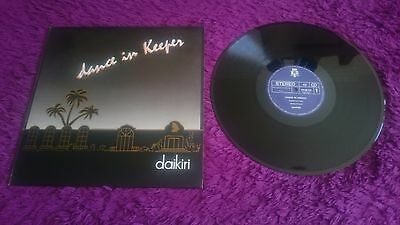 "Daikiri ‎– Dance In Keeper ,  Vinyl, 12"", 1985 , Spain ,  FM-68722"