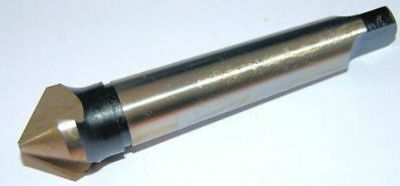 HSS Countersink with a 2 MT Taper Shank 25 MM DIA 90 Degree High Speed Steel