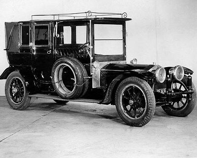 1909 Rolls Royce Silver Ghost ORIGINAL Factory Photo oua8907