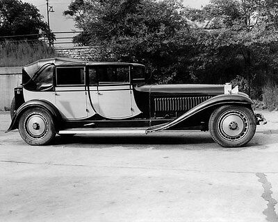 1931 Bugatti Royale ORIGINAL Factory Photo oua8943