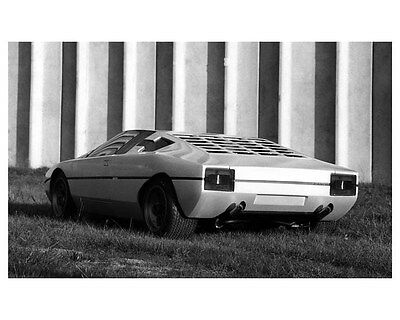 1975 Lamborghini Bravo ORIGINAL Factory Photo oua9240