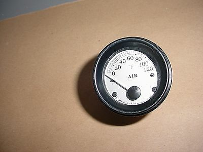 Harley Davidson Air Temperature Gauge 75166-01A
