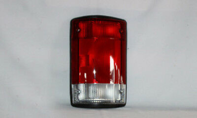 Tail Light Assembly Left TYC fits 95-02 Ford E-350 Econoline Club Wagon