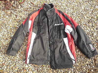 Snap on jacket OFFICIAL JACKET fully lined some wear choko design 42 / 44""