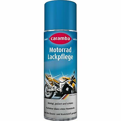 Caramba Motorrad Lackpflege Spray Magic Wonder 250ml