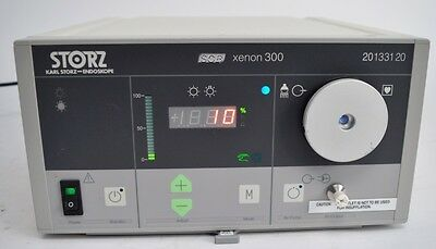 Storz 20133120 SCB Xenon 300 Light Source Air Supply Endoscopy 201331-20