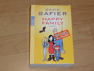 Happy Family. David Safier. rororo 25272 TB Humor