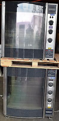 Hobart HR7 Stacking Double Rotisserie Commercial Chicken Oven
