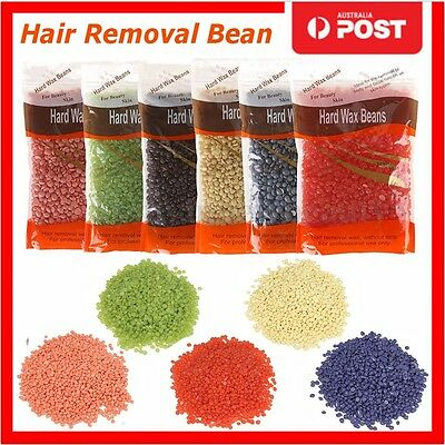 300g Hot Body Depilatory Bikini Hair Removal Beans Hard Wax Beans Pellet Waxing