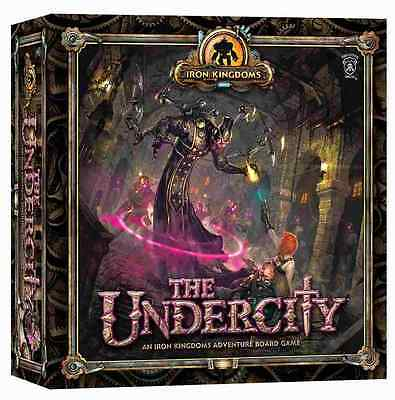 Privateer Press: Board Game - The Undercity