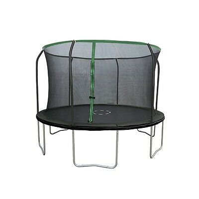Stats 12-ft Trampoline with Enclosure